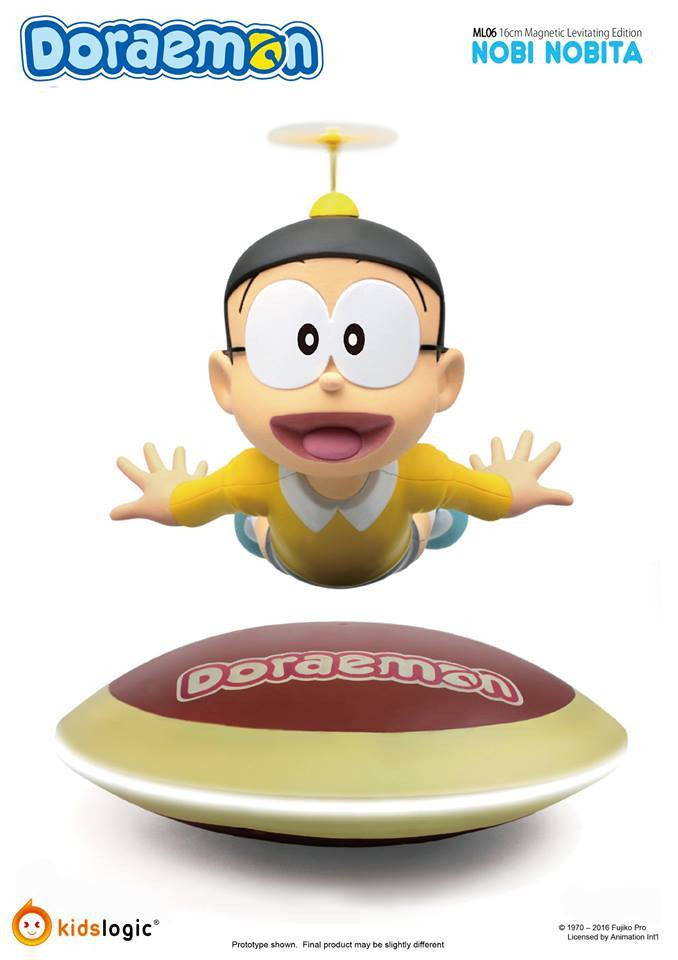 Kids Logic - ML-07 - Doraemon - Doraemon & Nobi Nobita - Marvelous Toys - 5