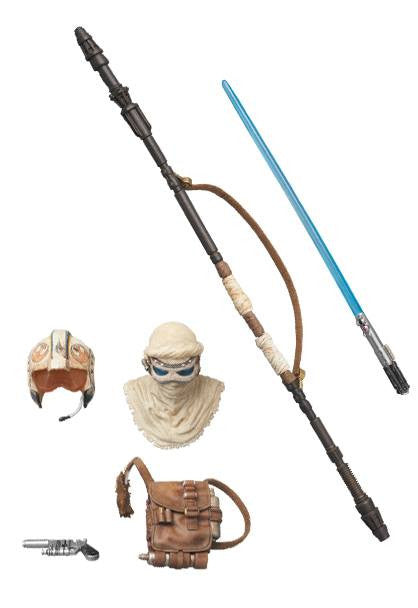 MAFEX No.036 - Star Wars: The Force Awakens - Rey (1/12 Scale) - Marvelous Toys - 9