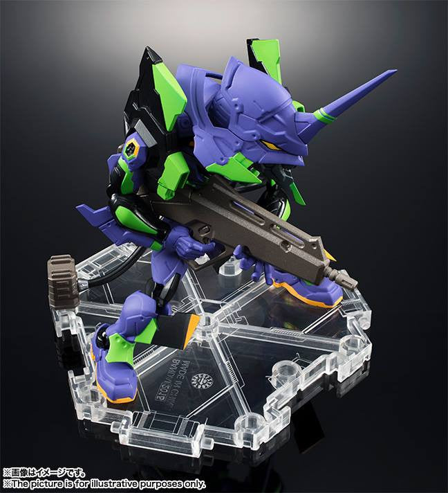 Bandai - NXEDGE STYLE [EVA Unit] - EVA-01 Test Type - Marvelous Toys - 1