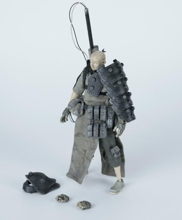 ThreeA - Action Portable by F3Actory - Tomorrow Kings - Shogun Tsuki (1/12 Scale)