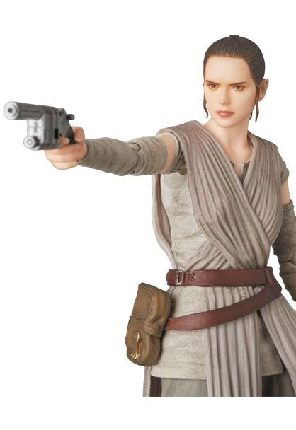 MAFEX No.036 - Star Wars: The Force Awakens - Rey (1/12 Scale) - Marvelous Toys - 4