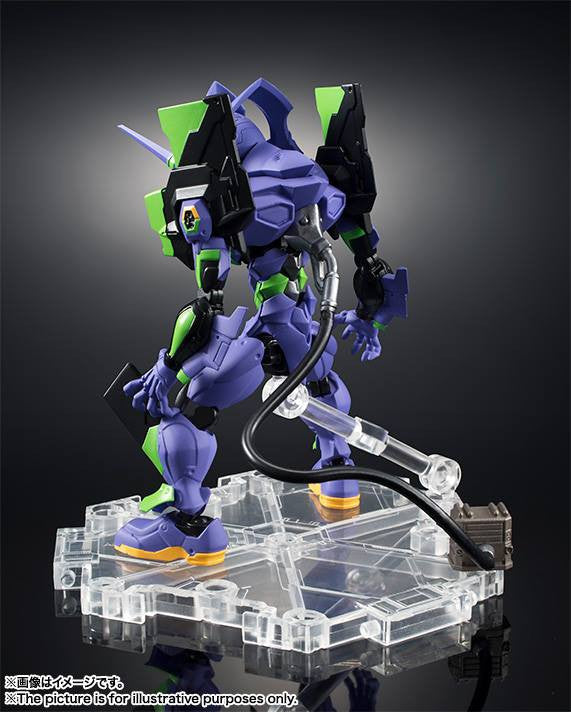 Bandai - NXEDGE STYLE [EVA Unit] - EVA-01 Test Type - Marvelous Toys - 3