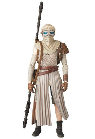 MAFEX No.036 - Star Wars: The Force Awakens - Rey (1/12 Scale) - Marvelous Toys - 2