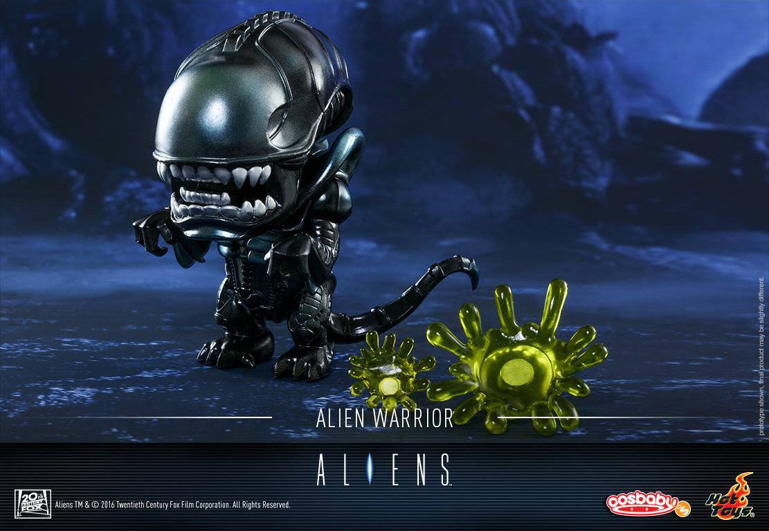 Hot Toys - COSB296 - Aliens - Alien Warrior Cosbaby (S) - Marvelous Toys - 2