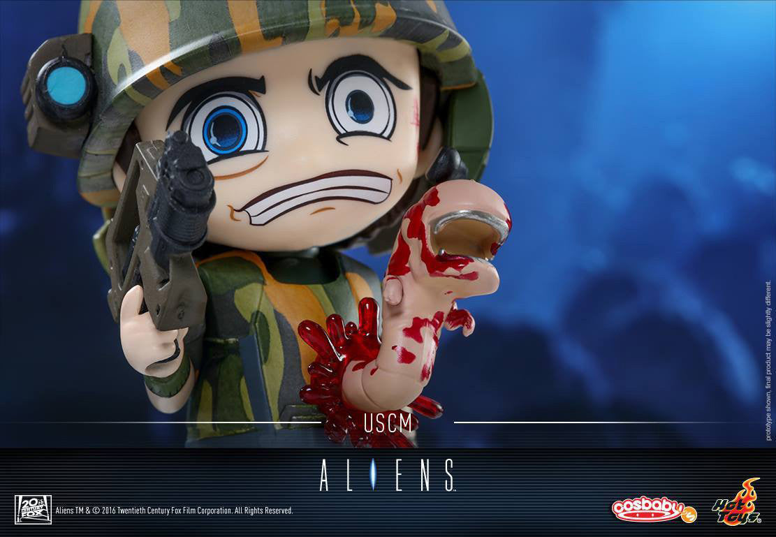 Hot Toys - COSB297 - Aliens - USCM Cosbaby (S) - Marvelous Toys - 2