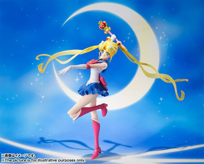 S.H.Figuarts - Sailor Moon Crystal - Sailor Moon - Marvelous Toys - 2