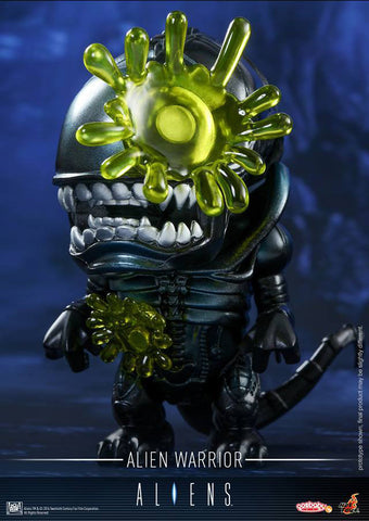 Hot Toys - COSB296 - Aliens - Alien Warrior Cosbaby (S) - Marvelous Toys - 1
