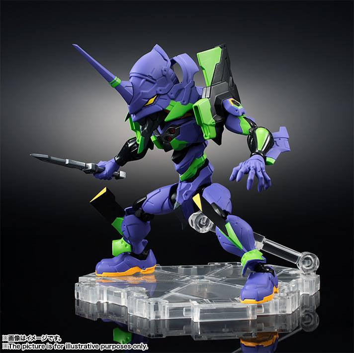 Bandai - NXEDGE STYLE [EVA Unit] - EVA-01 Test Type - Marvelous Toys - 4
