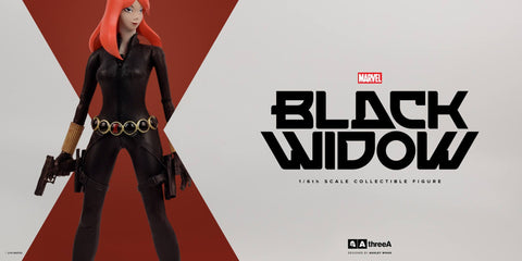 ThreeA - Marvel - Black Widow - Marvelous Toys - 2