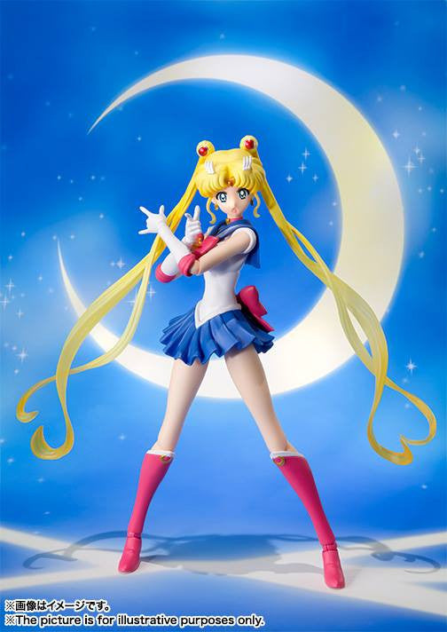 S.H.Figuarts - Sailor Moon Crystal - Sailor Moon - Marvelous Toys - 5