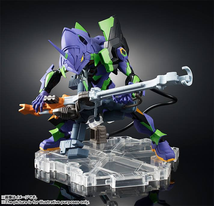 Bandai - NXEDGE STYLE [EVA Unit] - EVA-01 Test Type - Marvelous Toys - 6