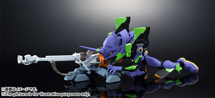 Bandai - NXEDGE STYLE [EVA Unit] - EVA-01 Test Type - Marvelous Toys - 7