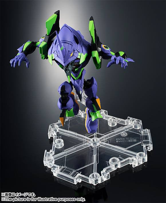 Bandai - NXEDGE STYLE [EVA Unit] - EVA-01 Test Type - Marvelous Toys - 8