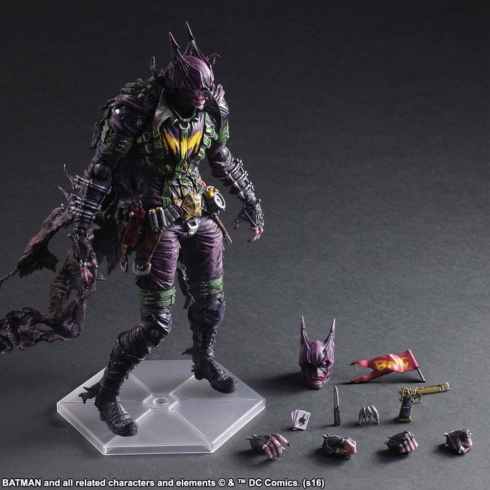 Play Arts Kai - DC Comics - Batman: Rogues Gallery Variant - Joker - Marvelous Toys - 7