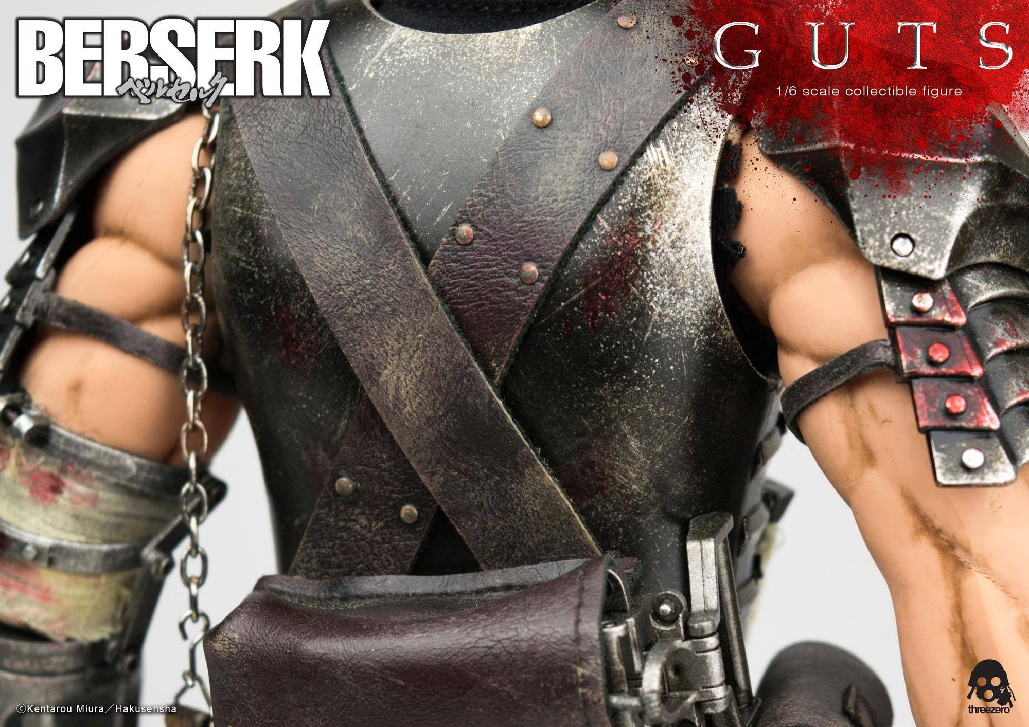 Threezero - Berserk - Guts (Reissue) - Marvelous Toys - 8