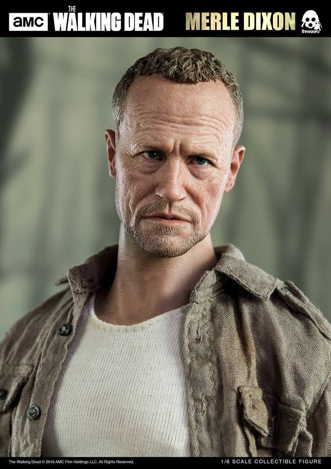 Threezero - The Walking Dead - Merle Dixon - Marvelous Toys - 3