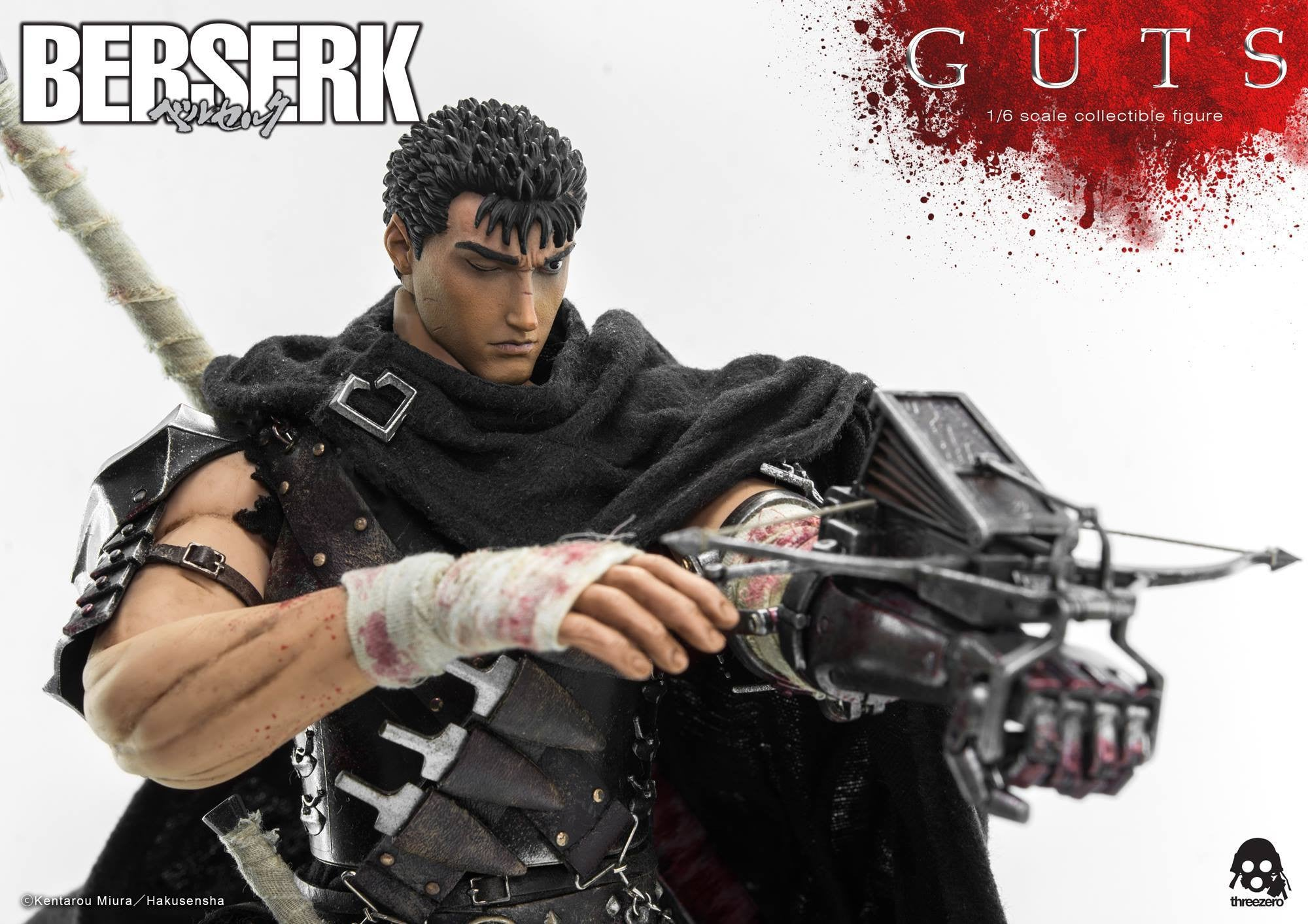 Threezero - Berserk - Guts (Reissue) - Marvelous Toys - 6