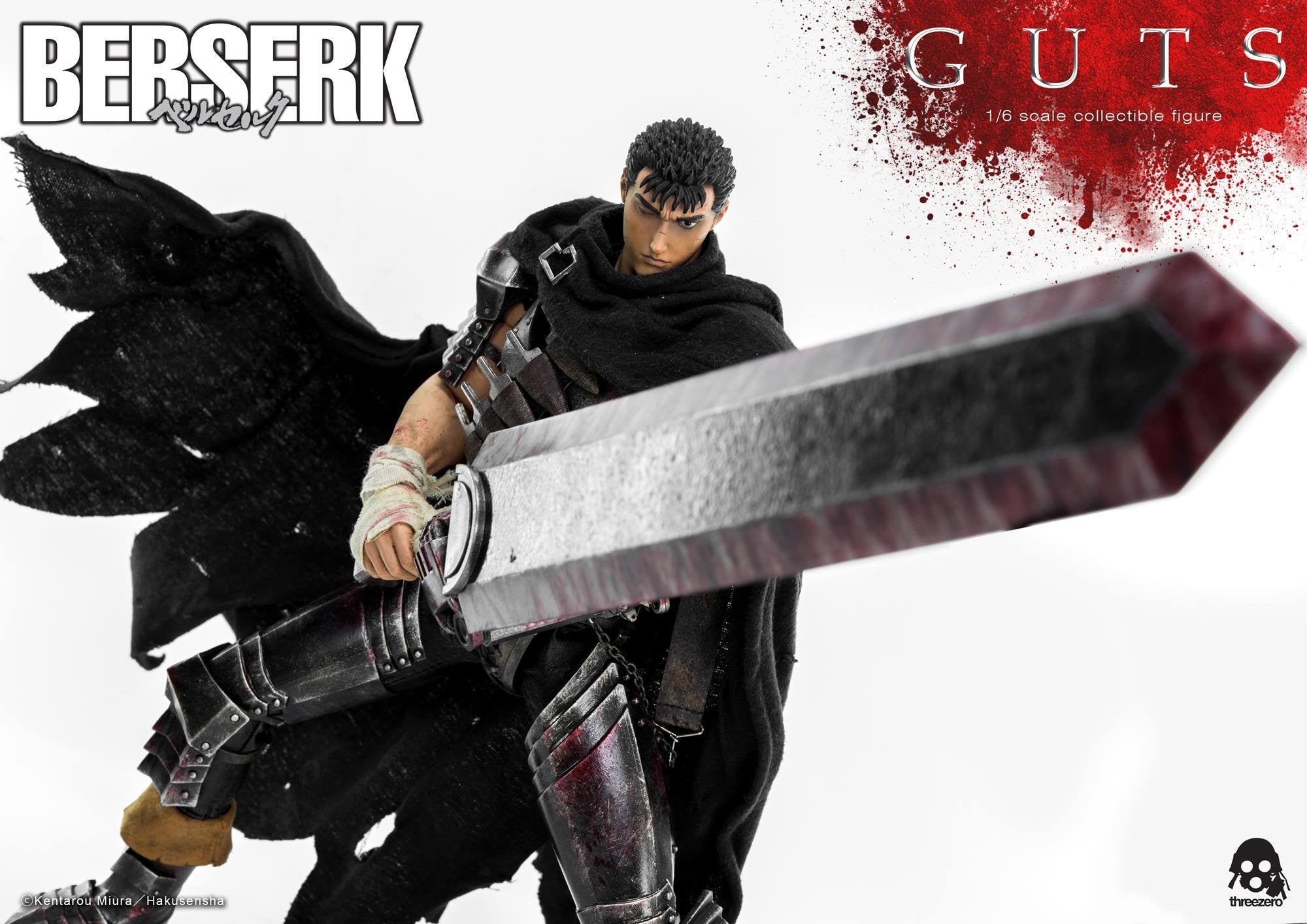 Threezero - Berserk - Guts (Reissue) - Marvelous Toys - 3
