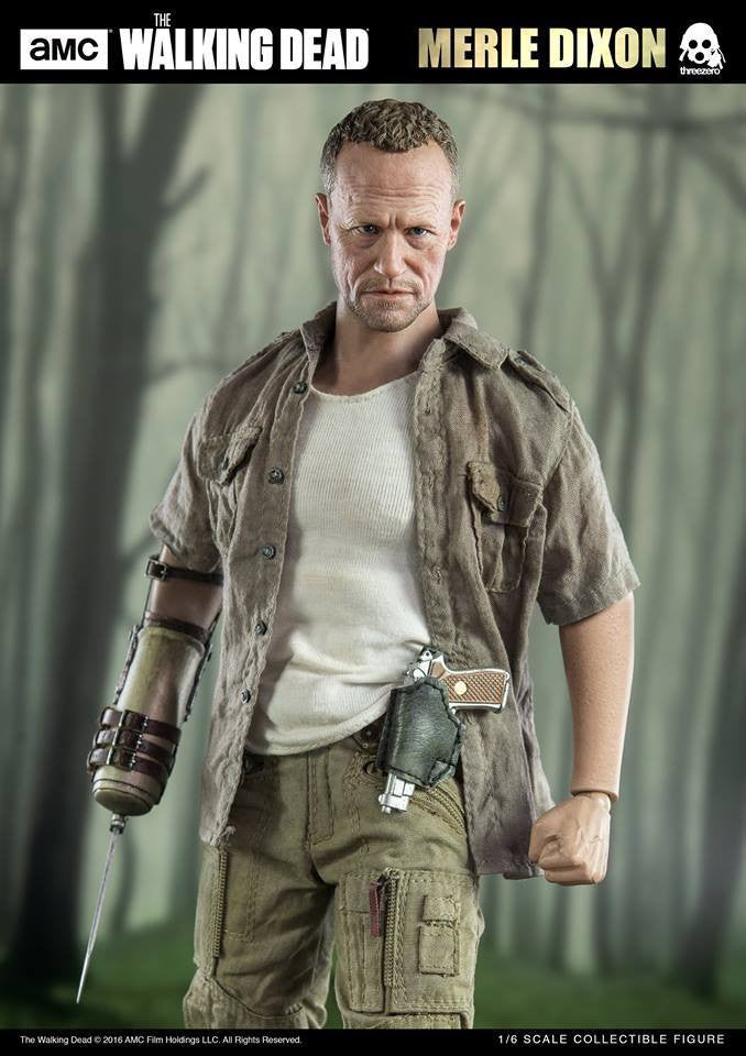 Threezero - The Walking Dead - Merle Dixon - Marvelous Toys - 4