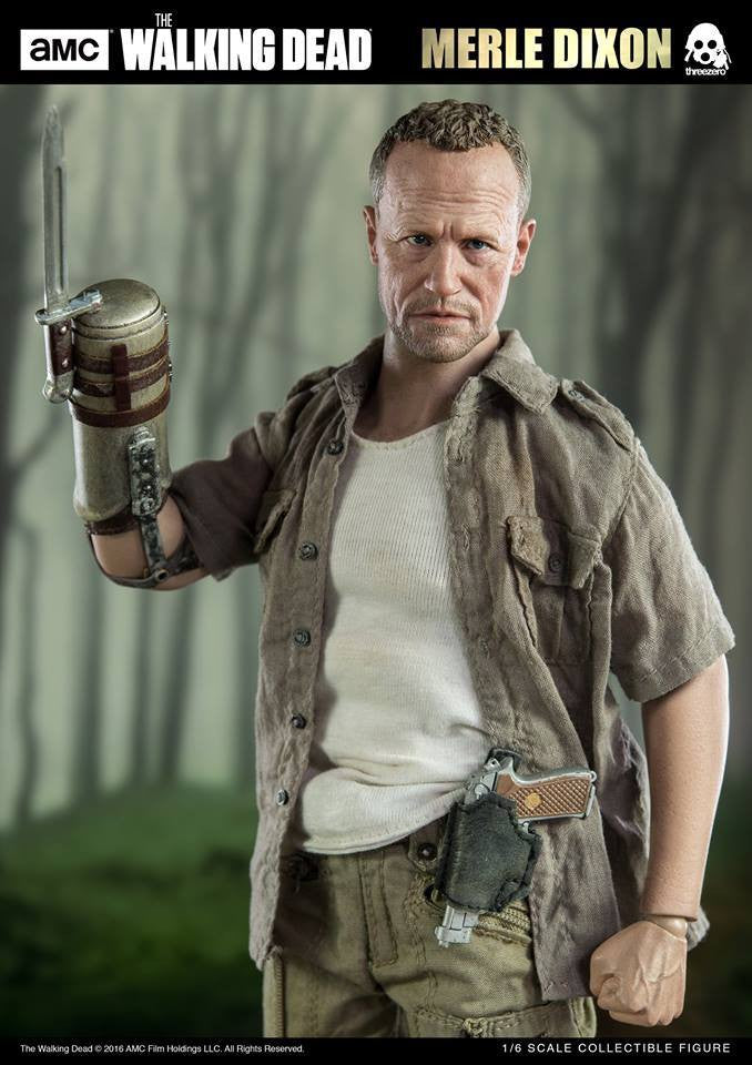 Threezero - The Walking Dead - Merle Dixon - Marvelous Toys - 5