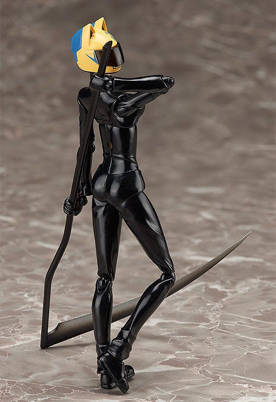 Figma - SP-081 - Durarara!! - Celty Sturluson - Marvelous Toys - 1
