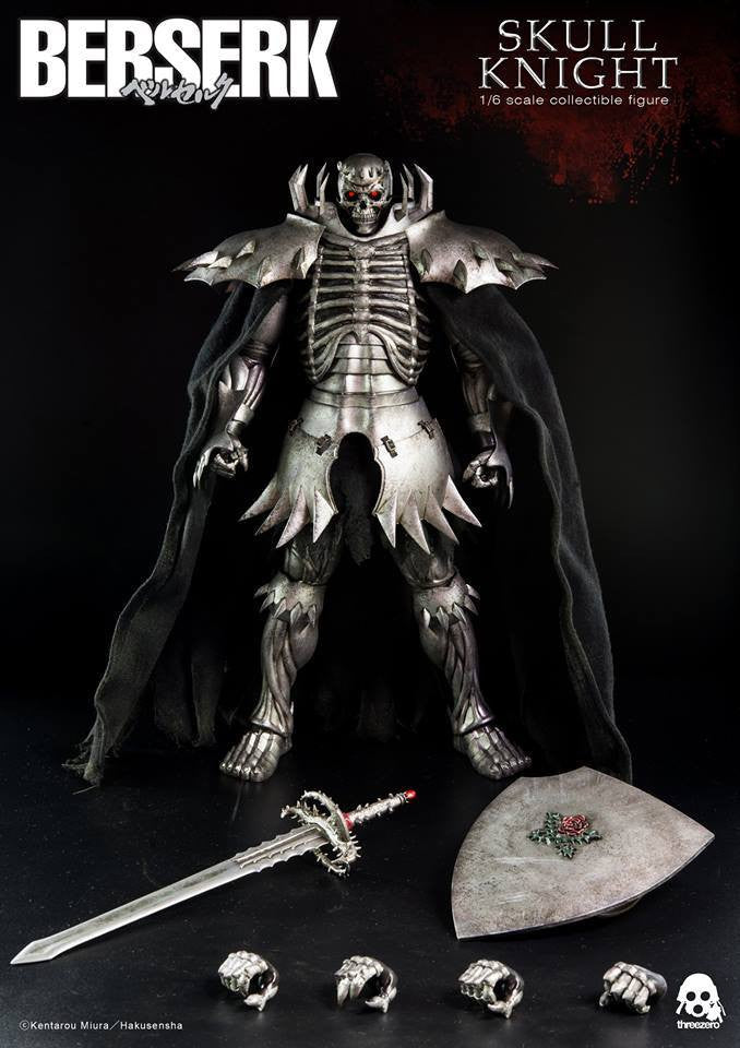 Threezero - Berserk - Skull Knight - Marvelous Toys - 17