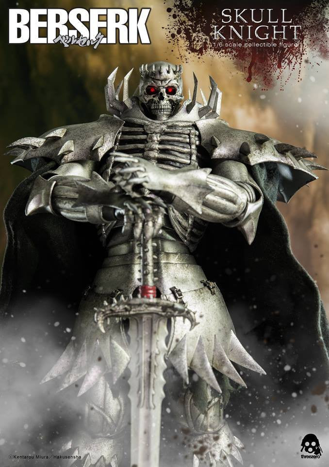 Threezero - Berserk - Skull Knight - Marvelous Toys - 3