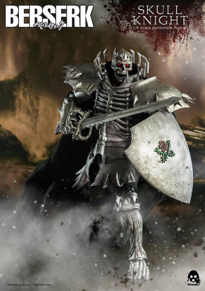 Threezero - Berserk - Skull Knight - Marvelous Toys - 4