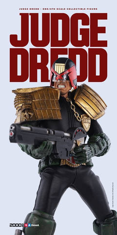 ThreeA - 2000AD - Judge Dredd - Marvelous Toys - 1
