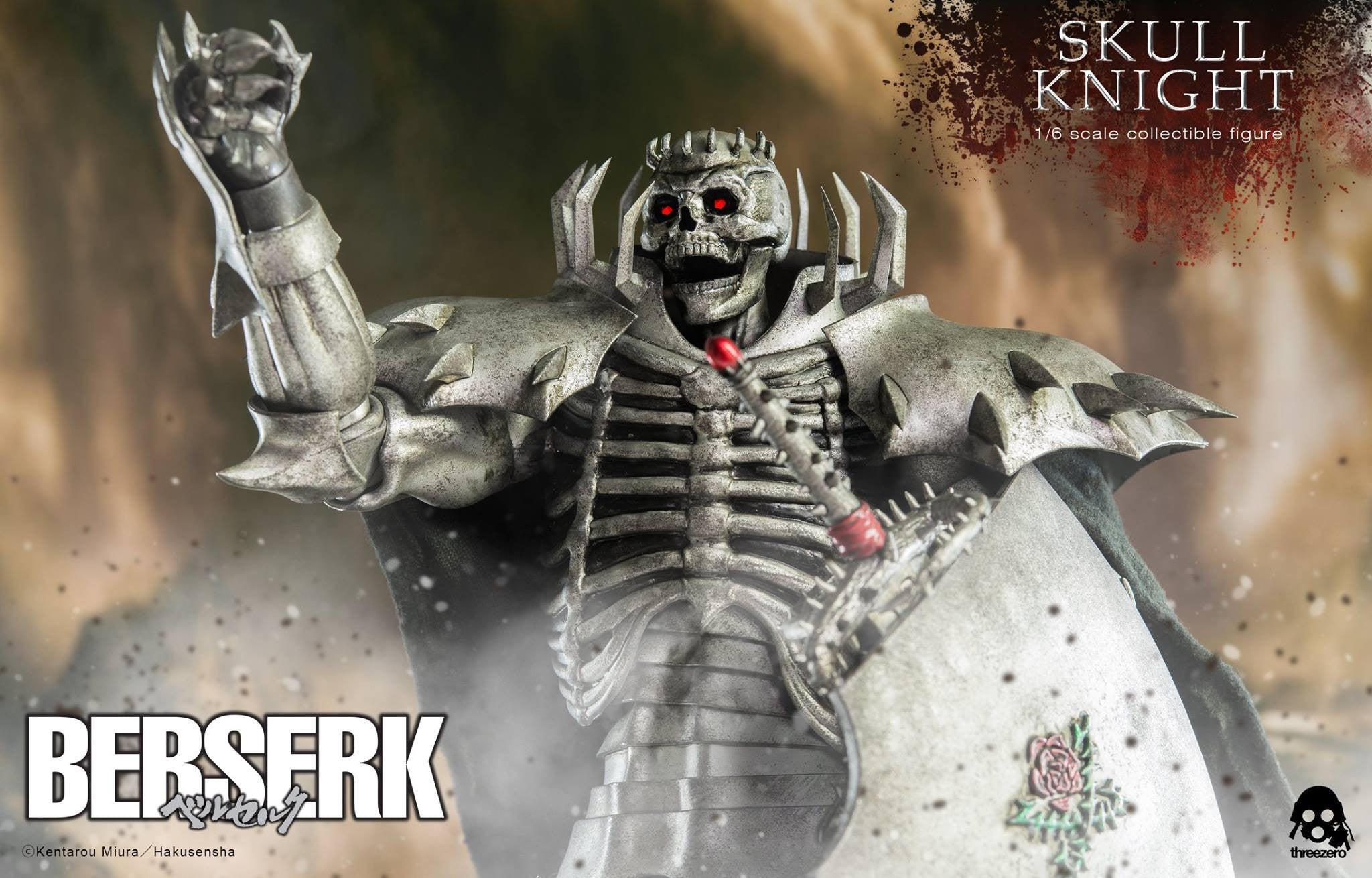 Threezero - Berserk - Skull Knight - Marvelous Toys - 6