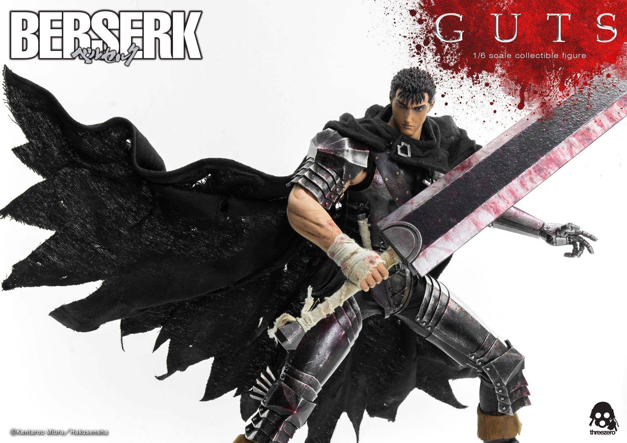 Threezero - Berserk - Guts (Reissue) - Marvelous Toys - 10