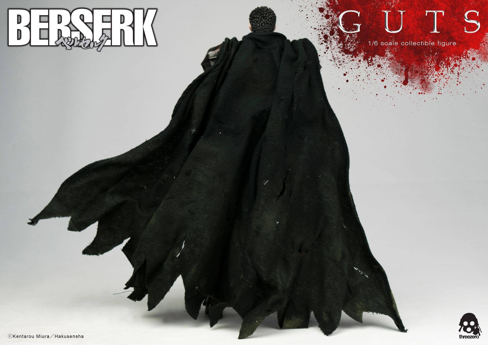 Threezero - Berserk - Guts (Reissue) - Marvelous Toys - 11