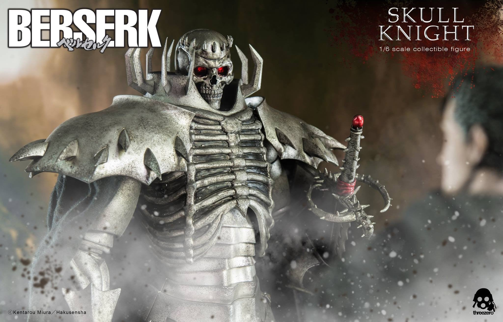 Threezero - Berserk - Skull Knight - Marvelous Toys - 7