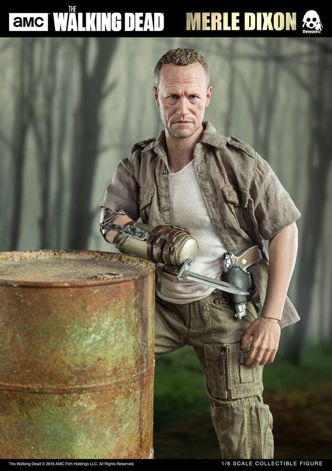Threezero - The Walking Dead - Merle Dixon - Marvelous Toys - 6