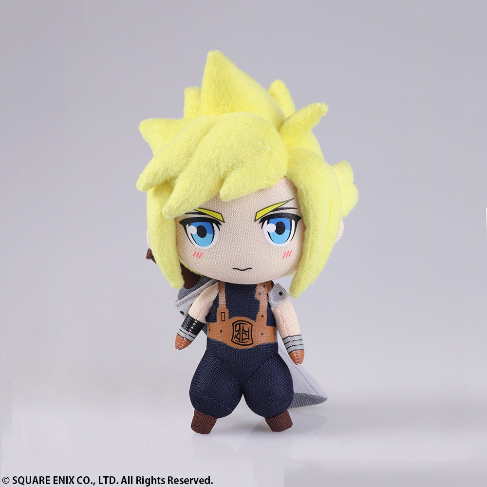 Square Enix - Final Fantasy Mini - Final Fantasy VII - Cloud Plush