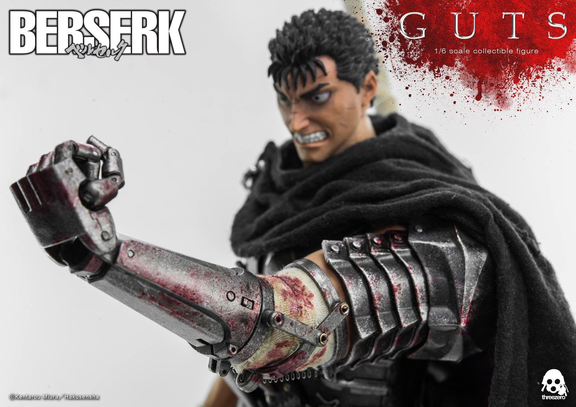 Threezero - Berserk - Guts (Reissue) - Marvelous Toys - 14