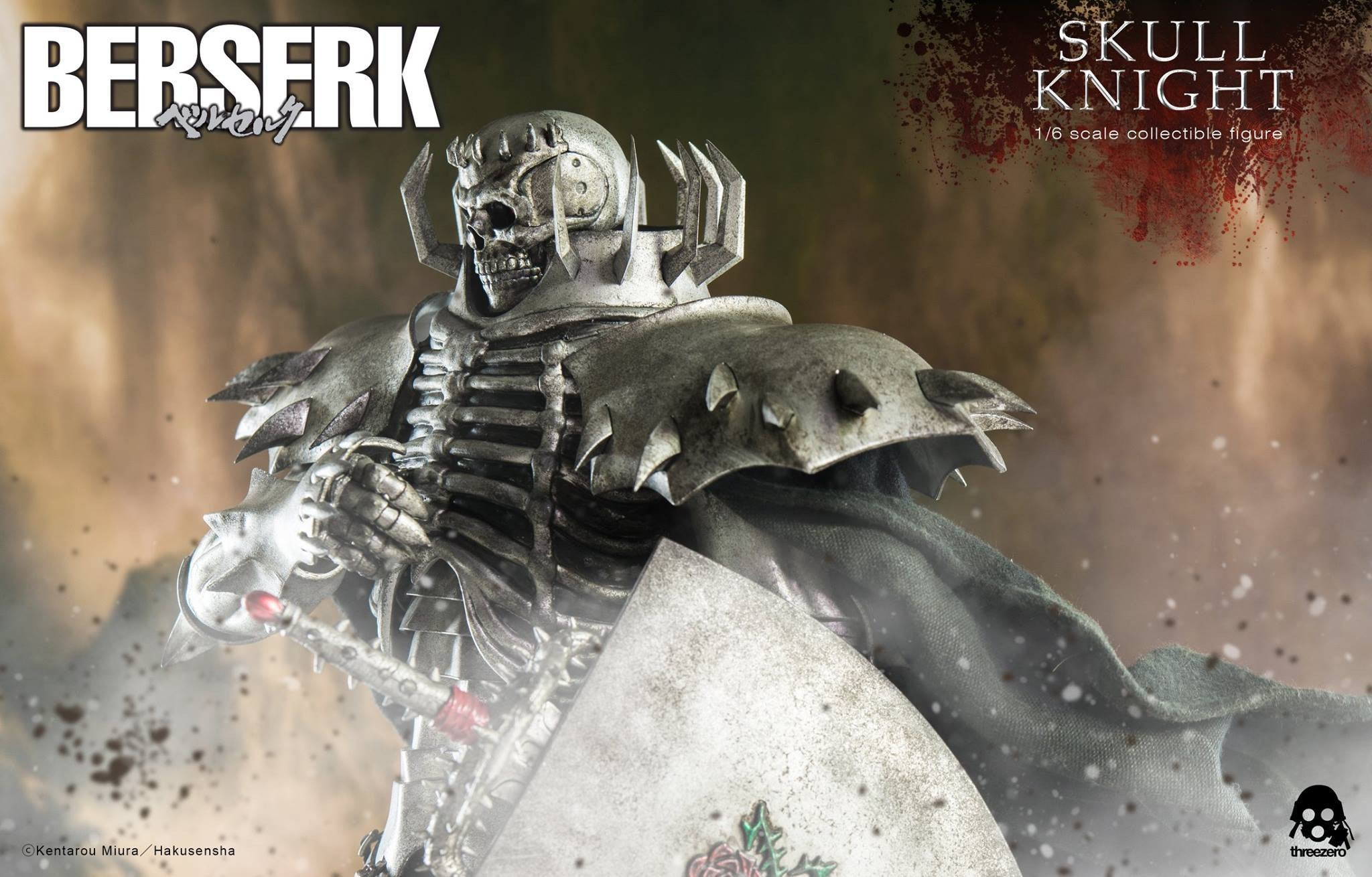 Threezero - Berserk - Skull Knight - Marvelous Toys - 8