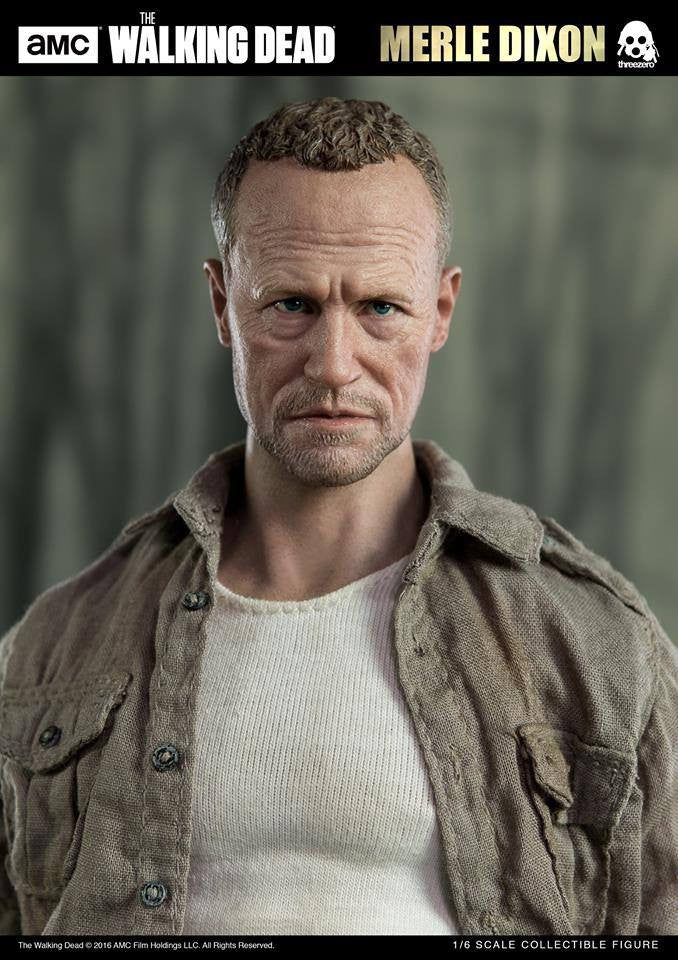 Threezero - The Walking Dead - Merle Dixon - Marvelous Toys - 7