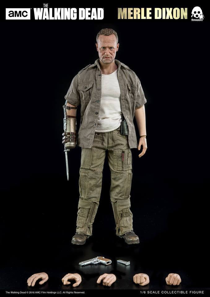 Threezero - The Walking Dead - Merle Dixon - Marvelous Toys - 17