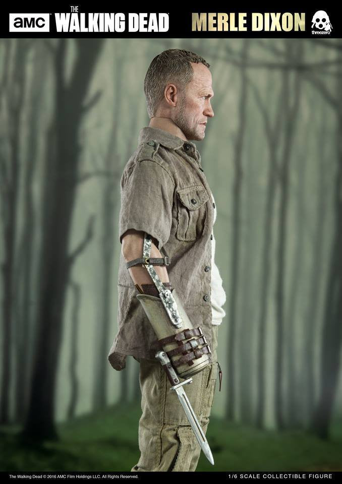 Threezero - The Walking Dead - Merle Dixon - Marvelous Toys - 8