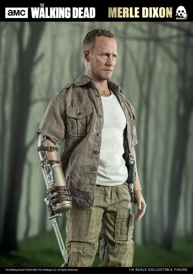 Threezero - The Walking Dead - Merle Dixon - Marvelous Toys - 9