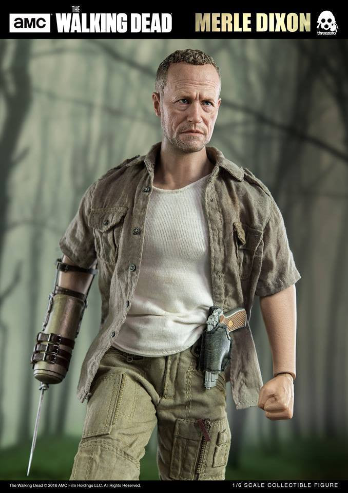 Threezero - The Walking Dead - Merle Dixon - Marvelous Toys - 10