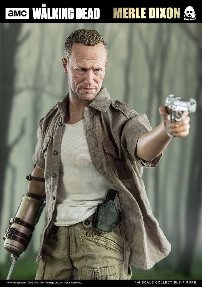 Threezero - The Walking Dead - Merle Dixon - Marvelous Toys - 11