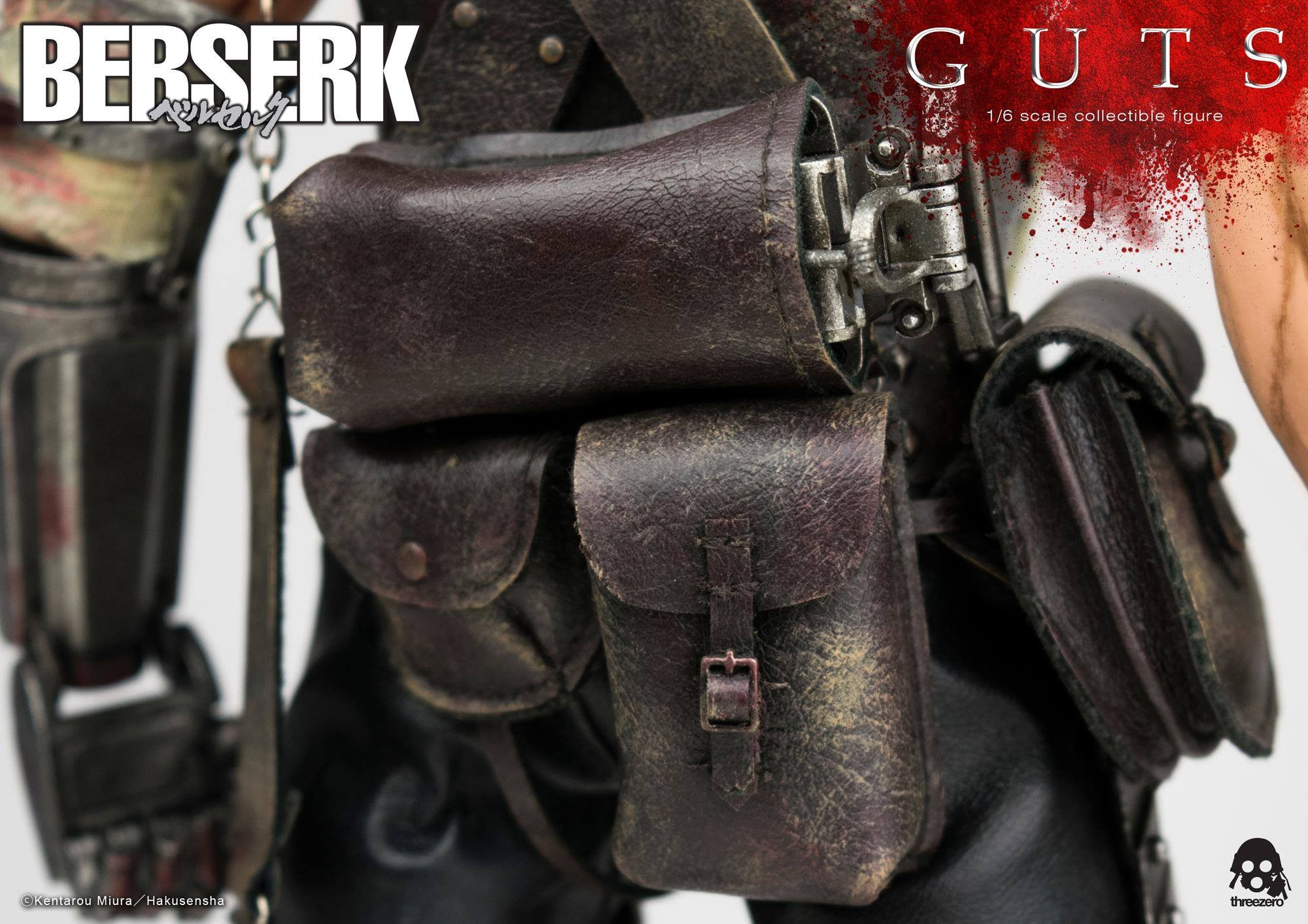 Threezero - Berserk - Guts (Reissue) - Marvelous Toys - 16