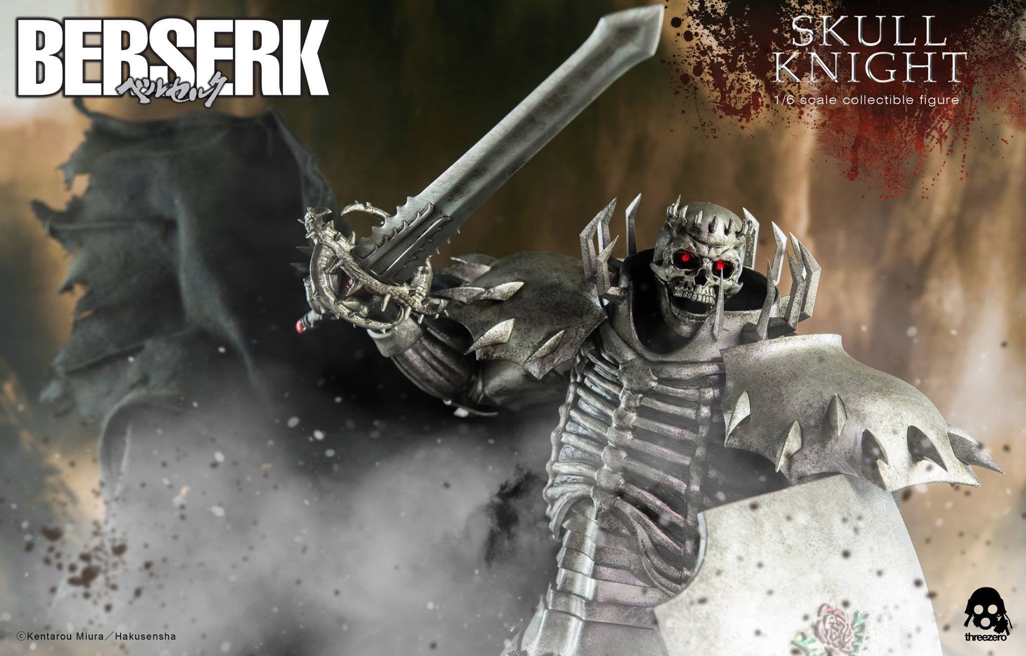 Threezero - Berserk - Skull Knight - Marvelous Toys - 11