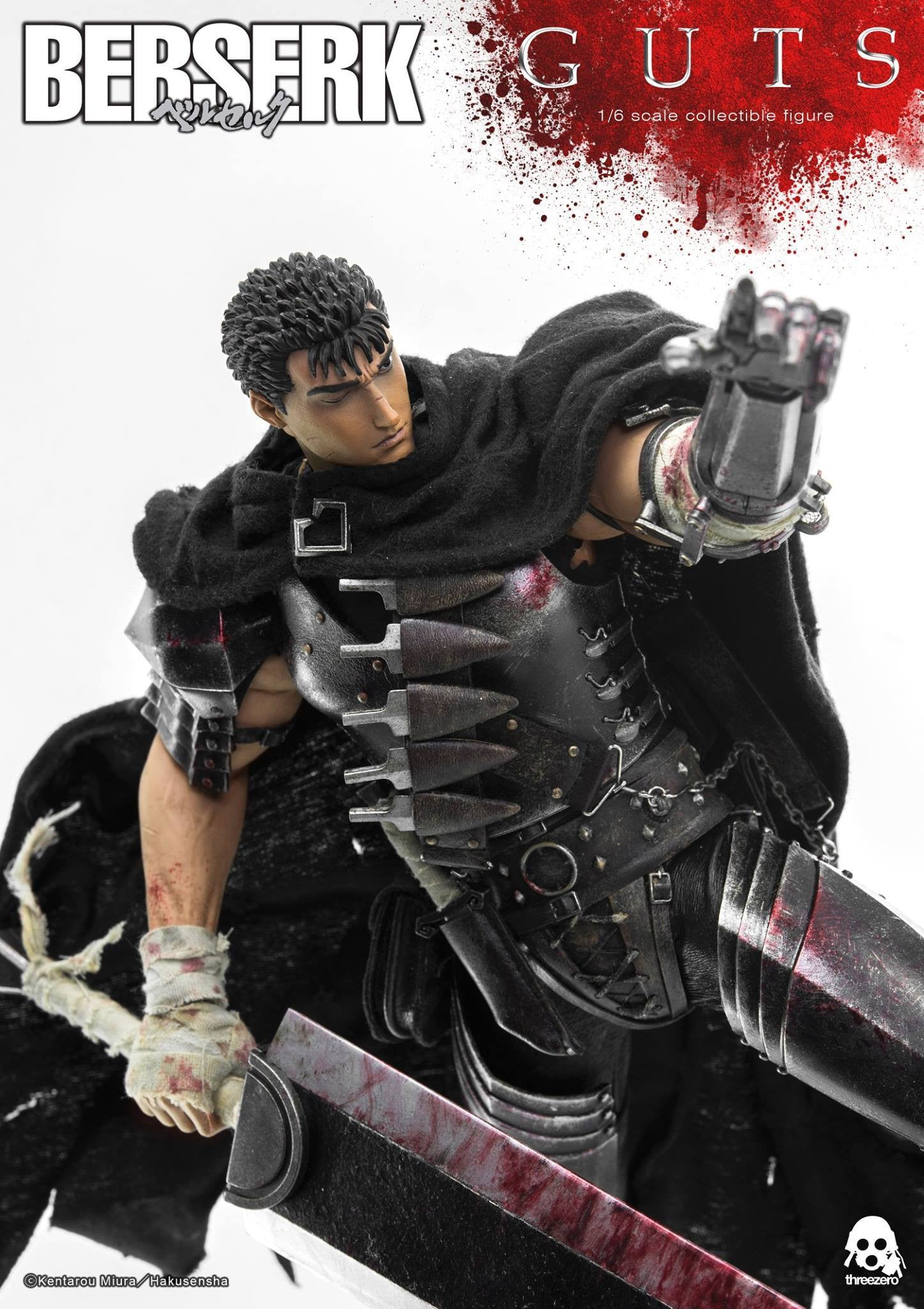 Threezero - Berserk - Guts (Reissue) - Marvelous Toys - 18
