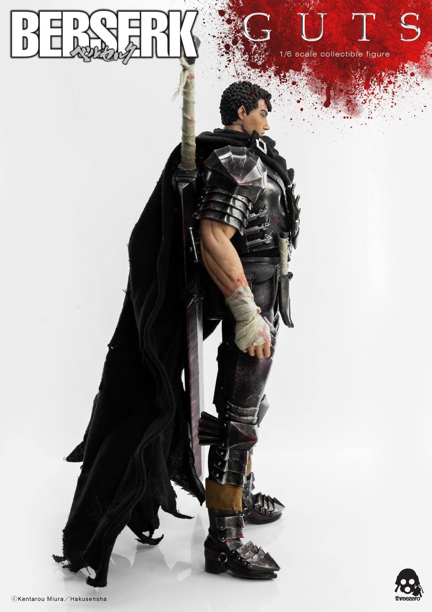 Threezero - Berserk - Guts (Reissue) - Marvelous Toys - 19