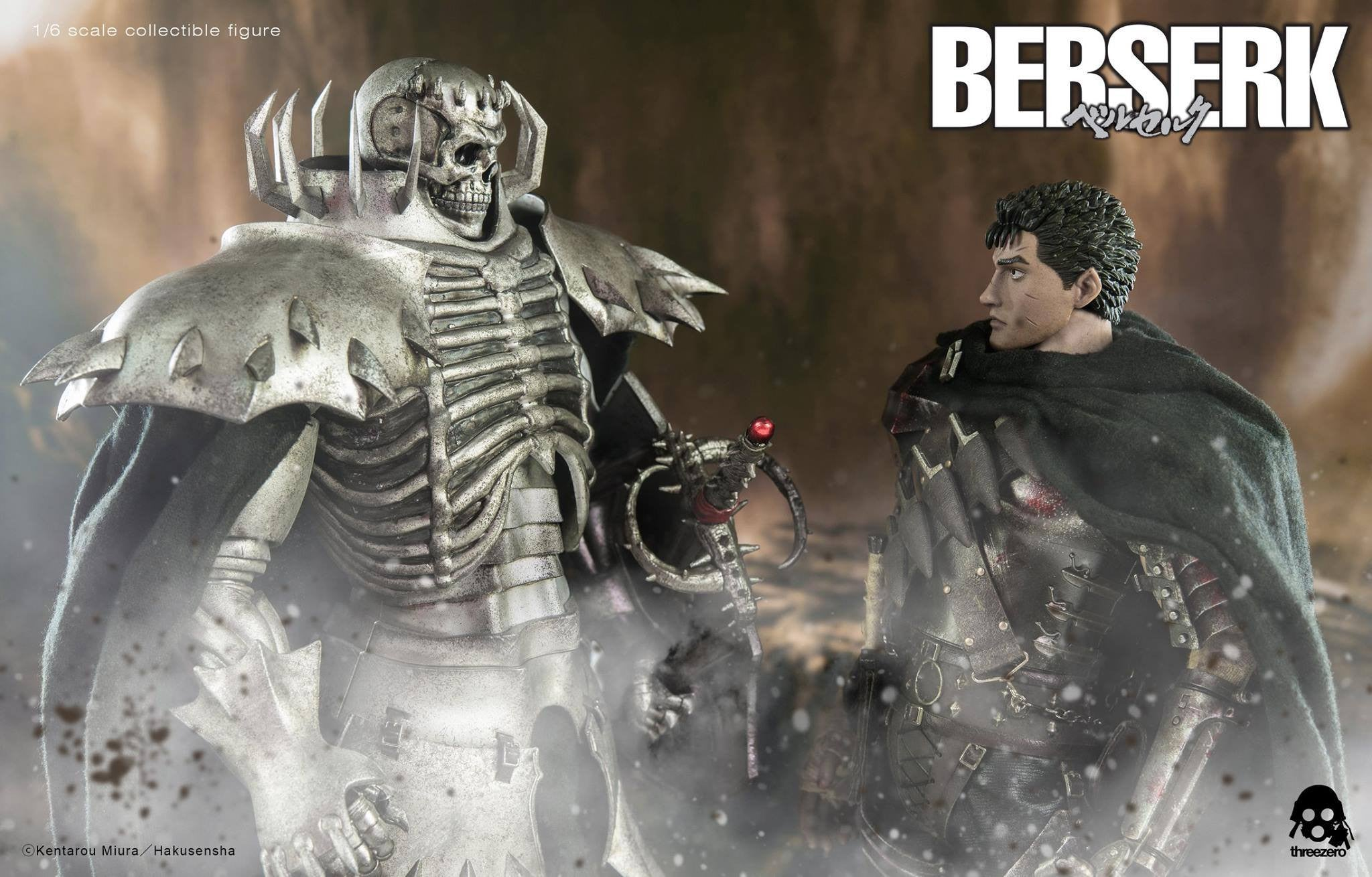 Threezero - Berserk - Skull Knight - Marvelous Toys - 15
