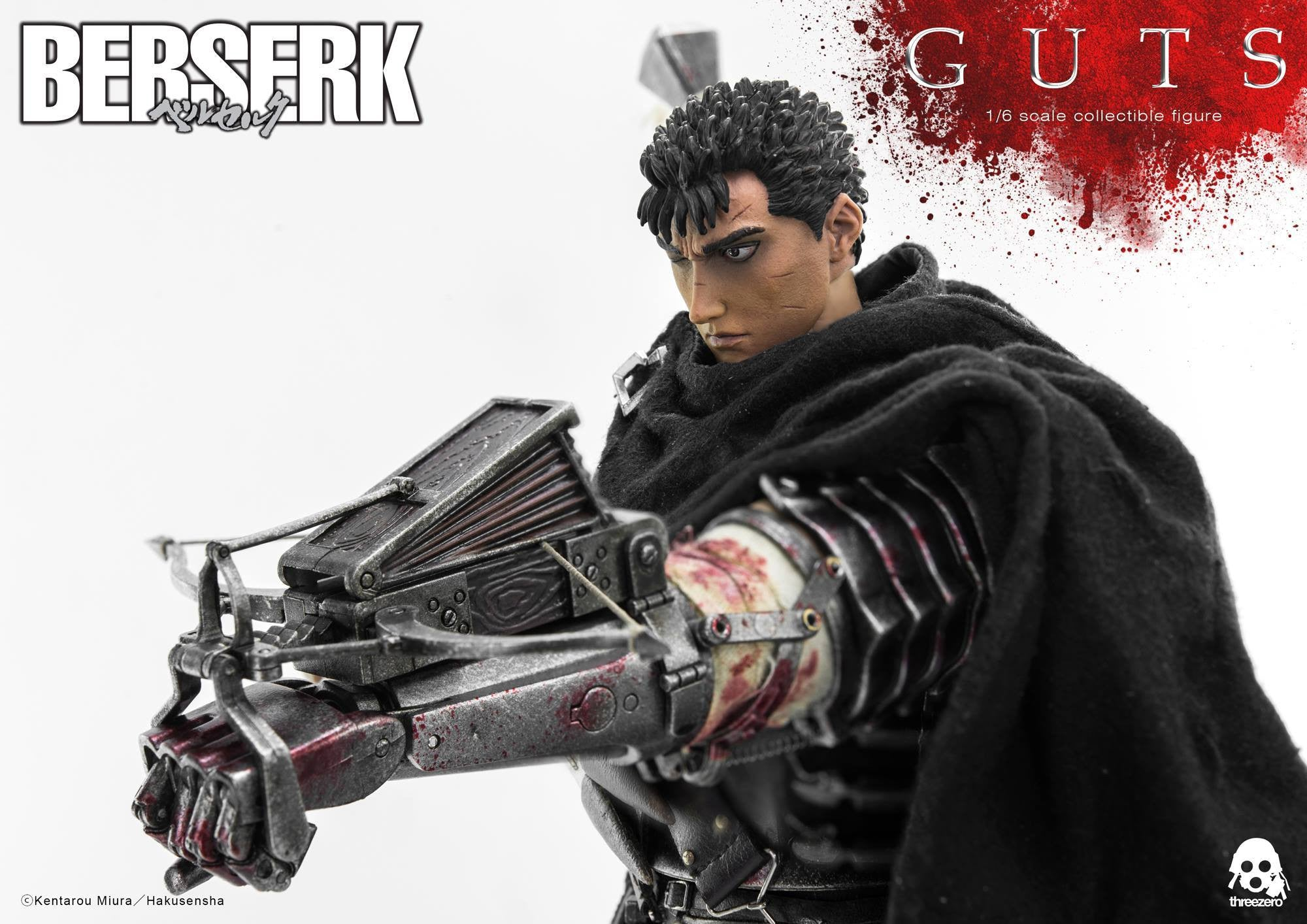 Threezero - Berserk - Guts (Reissue) - Marvelous Toys - 20