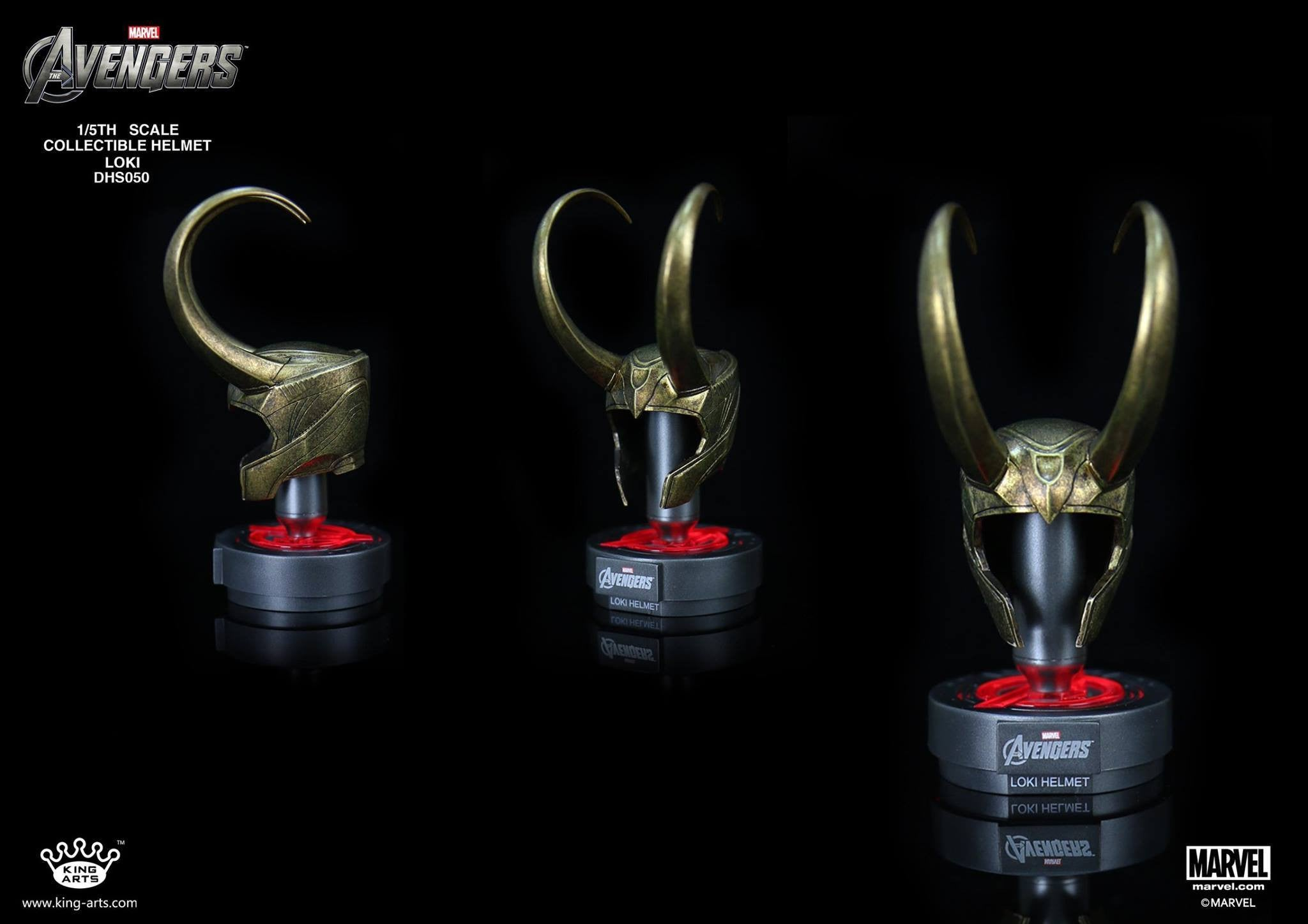 King Arts - DHS-S9 - Marvel Cinematic Universe - 1/5th Scale Series 9 (Set of 8) - Marvelous Toys - 6